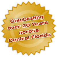 Celebrating over 20 Years Across Central Florida